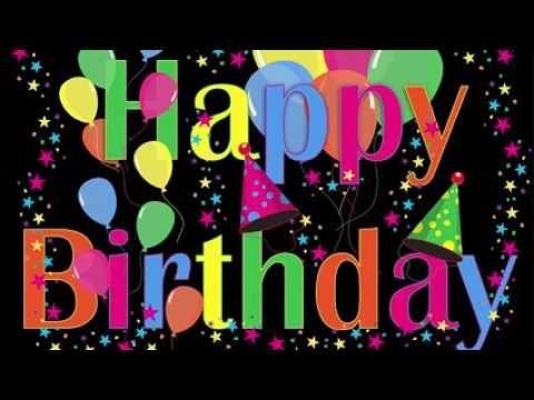 Happy Birthday To You Song Original Song English Best Happy Birthday Song Hd 12mins You Happy Birthday Balloons Happy Birthday Pictures Happy Birthday Clip
