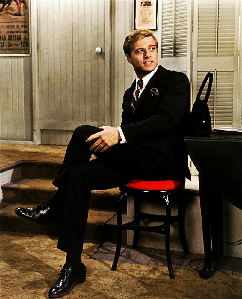 Robert Redford Barefoot In Park
