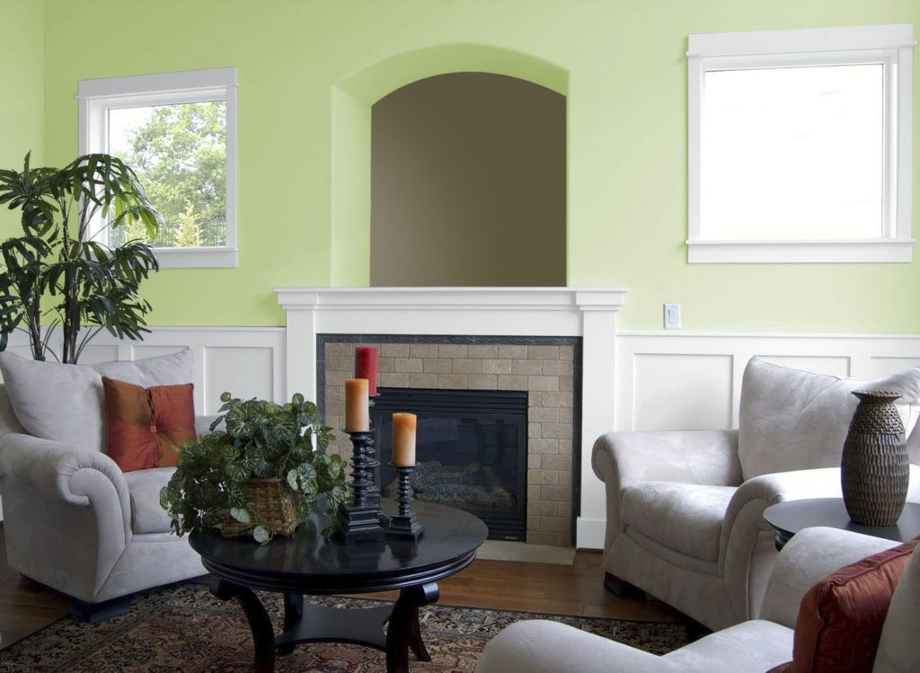 Tips For How To Pick Colors For Interior Design The Pistachio Color Virily Living Room Paint Living Room Green Living Room Colors