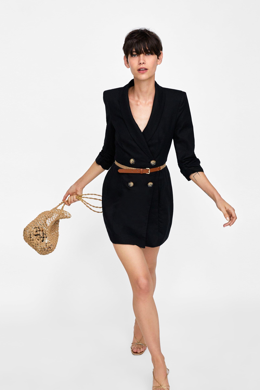 catch promo codes huge inventory Robe veste à ceinture | Leg Styles | Blazer dress, Blazer ...