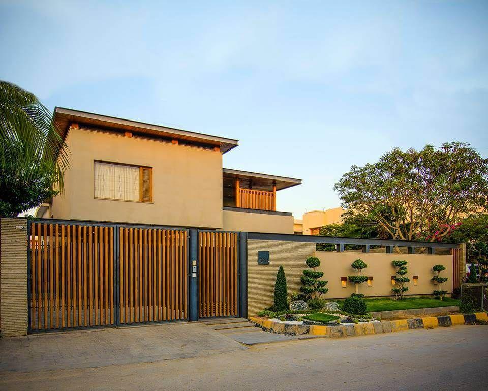 ingenious modern house designs. Modern House Design  By Ingenious Studio 1 Kanal house design and Architecture