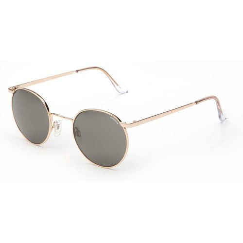 842f1a64c040 Randolph P3 23K Gold Frame Skull Temple Gray Glass Lens Sunglasses. These  are the exact same sunglasses as standard issue for submariners in the U.S.  Navy.