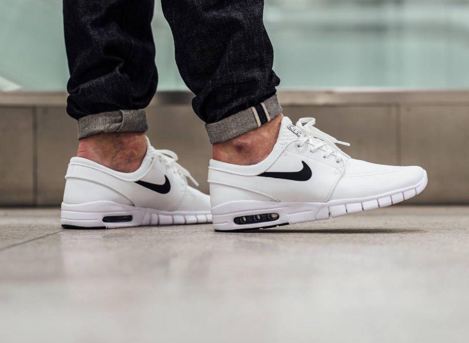 Nike Stefan janoski max blancas | Nike stefan janoski ...