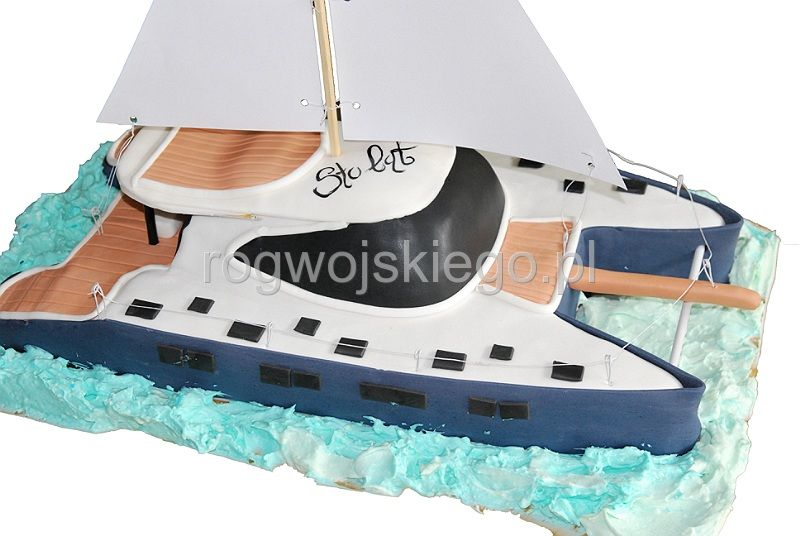 Icing Edible Cake Toppers Camping Boating NOVELTY Canal Boat Art Mix STAND UP