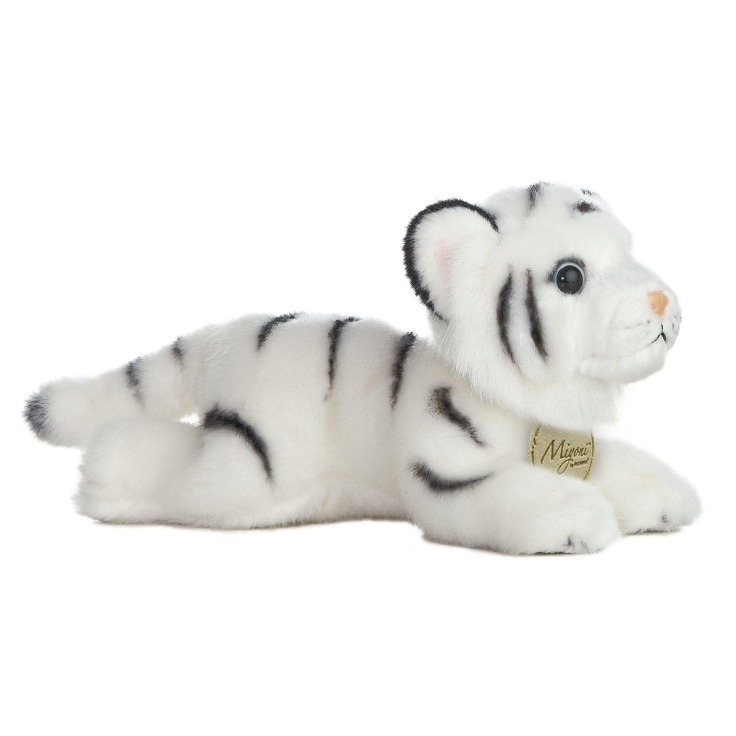 White Tiger Jungle Love Aurora World Fancy Pals Plush Toy Pet Carrier