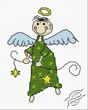 Christmas Angel of Books