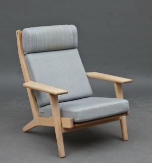 Hans J Wegner By Ana Mid Century Design Furniture Danish Furniture Design Armchair Design