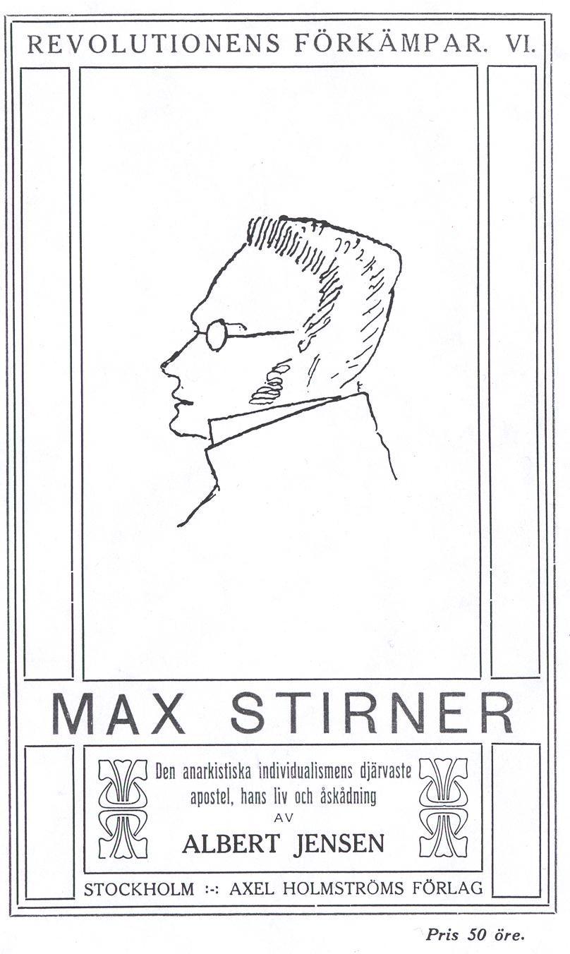 MAX STIRNER LIBROS EPUB
