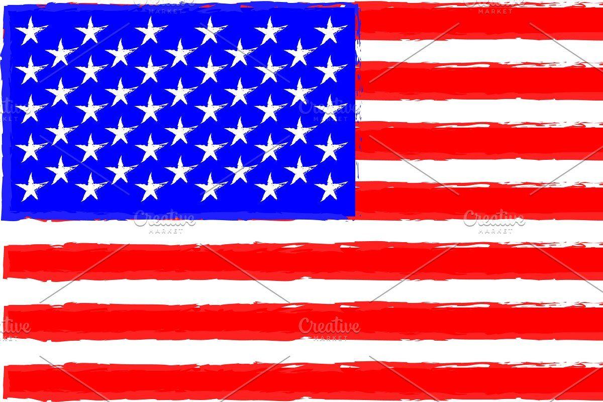 Usa Flag American Flag Gold Black In 2020 American Flag Art Usa Flag American Flag
