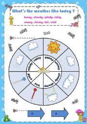 English teaching worksheets: Wheels