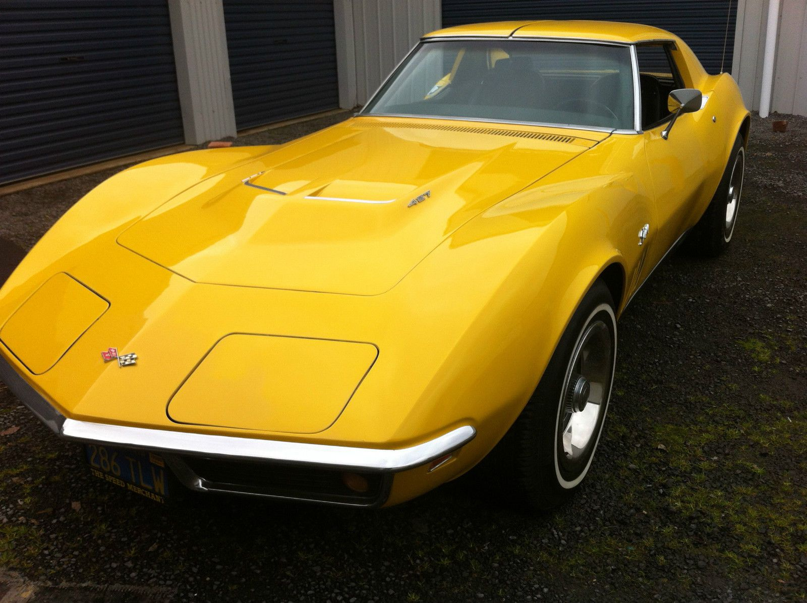 Corvette 427 Coupe 1969 Recent Lhd Import There S Even A Rhd 427