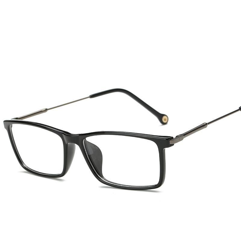 Mujeres TR90 Gafas de miopía marcos de anteojos de diseñador de la ...