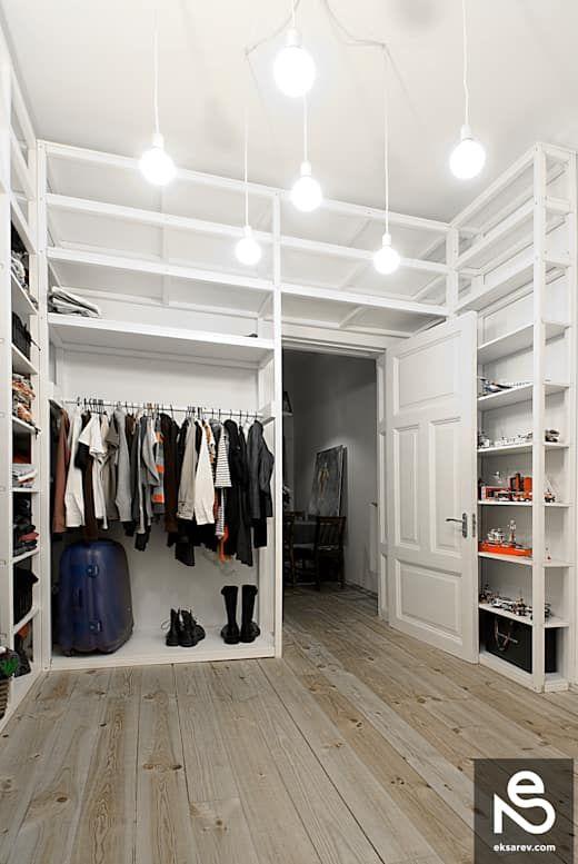 Moderne Ankleidezimmer Von Studio Eksarev U0026 Nagornaya