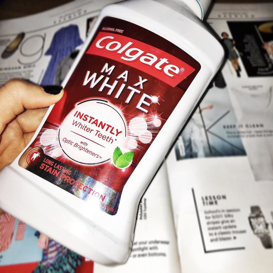 Colgate teeth whitening teeth whitening products pinterest teeth - I Have Tried So Many Different Teeth Whitening Products I Never Really Found One I Loved
