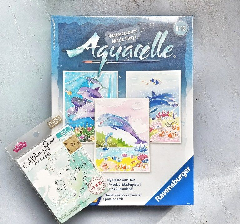 Enter To Win A Ravensburger Aquarelle Craft Set Little Mermaid