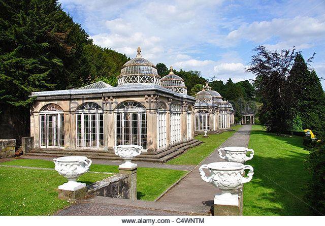 The Pavilion In The Gardens At Alton Towers Theme Park Alton Staffordshire England United Kingdom Stock Image Alton Visit Britain Places Of Interest