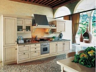Linear Ash Kitchen With Handles Settecento  Spaces Where Eating Custom Ash Kitchen Cabinets Review