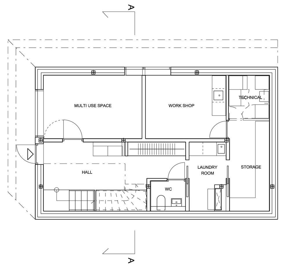 Norwegian style house plans Grand designs Pinterest