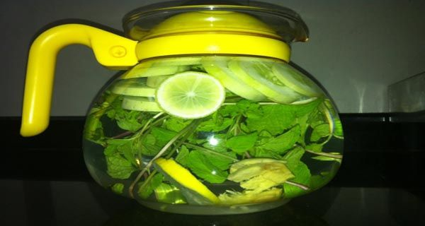 Here Is Another Example Of The Fat Flush Water Recipe