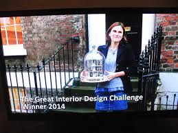 Sarah Moore Winner Of Series 1 Great Interior Design Challenge Challenges Interior Design