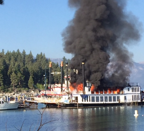 Courtesy Zach Hastie Fires Firefighting Pinterest Cruise - Princess cruise ship fire
