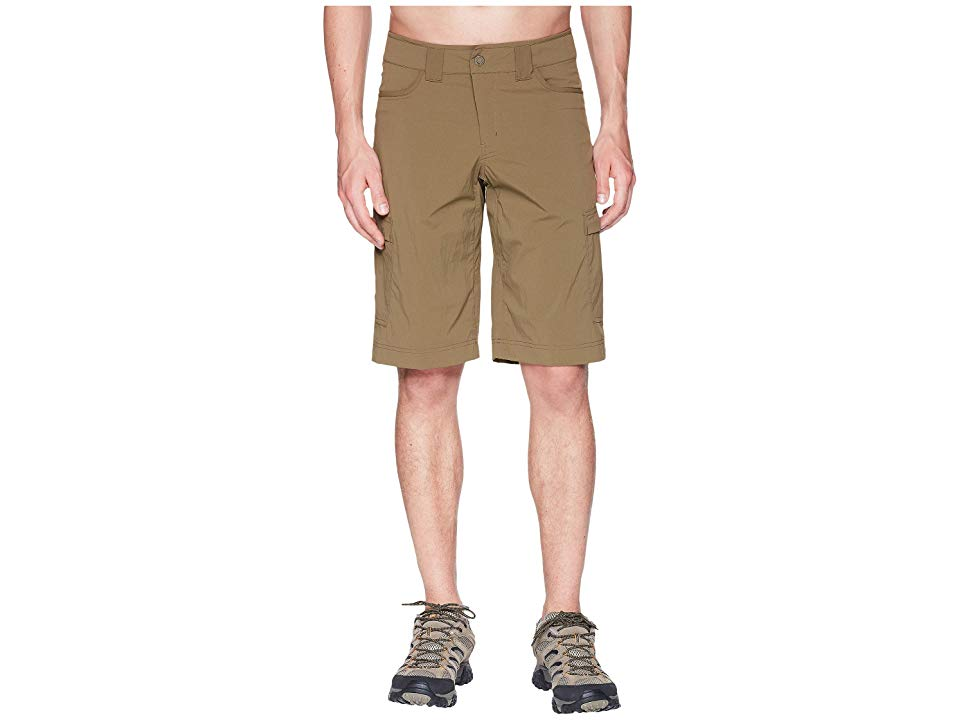 Arcteryx Rampart Long Mongoose Mens Shorts Hiking a trail or tackling crosscountry travel your needs are the same lightweight gear that transitions easily from the road t...