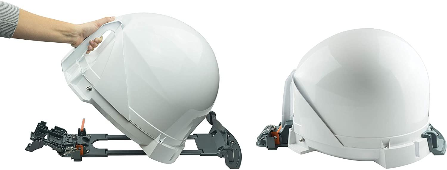 Amazon Com King Mb700 Quick Release Roof Mount Kit For King Tailgater And Quest Satellite Antennas Amazon Affiliate L In 2020 Satellite Antenna Antennas Tailgating