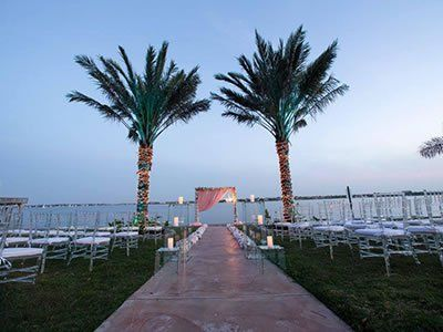 Texas Beach Wedding Venues Waterfront