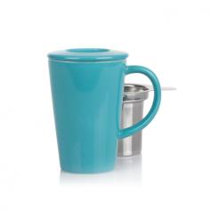 teal perfect mug