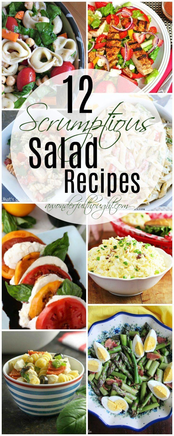 12 Scrumptious Summer Salads