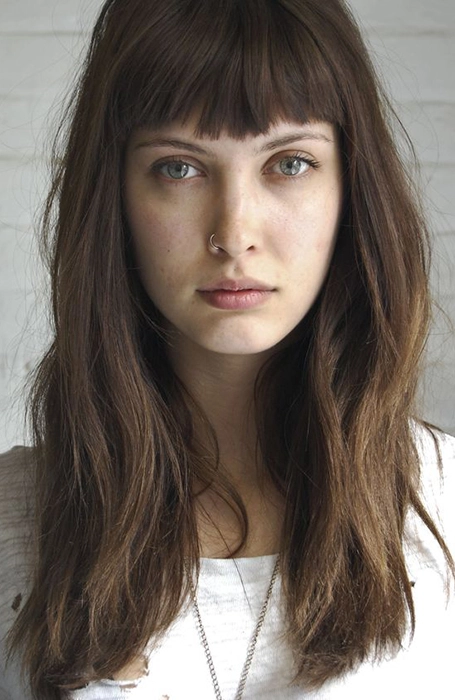 25 Gorgeous Long Hair with Bangs Hairstyles