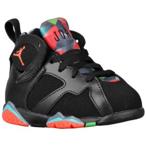 quality design f45f1 0a582 Jordan Retro 7 - Boys Toddler - Black Blue Graphite Retro Infrared 23