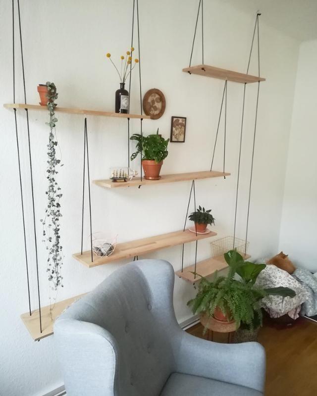 Ein wunderschönes DIY-Regal von Community-Mitglied mariegesa123