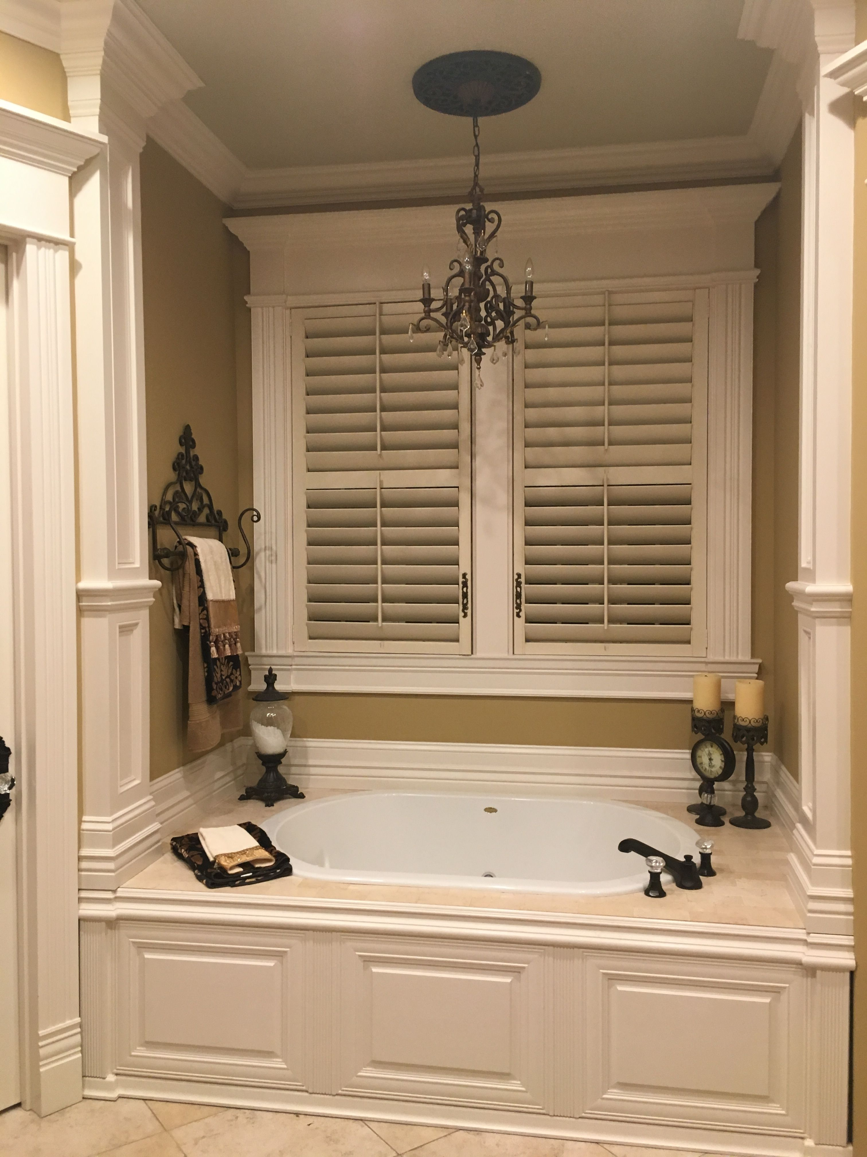 Master bath Tub from Craigslist Faucet from overstock Light from ...