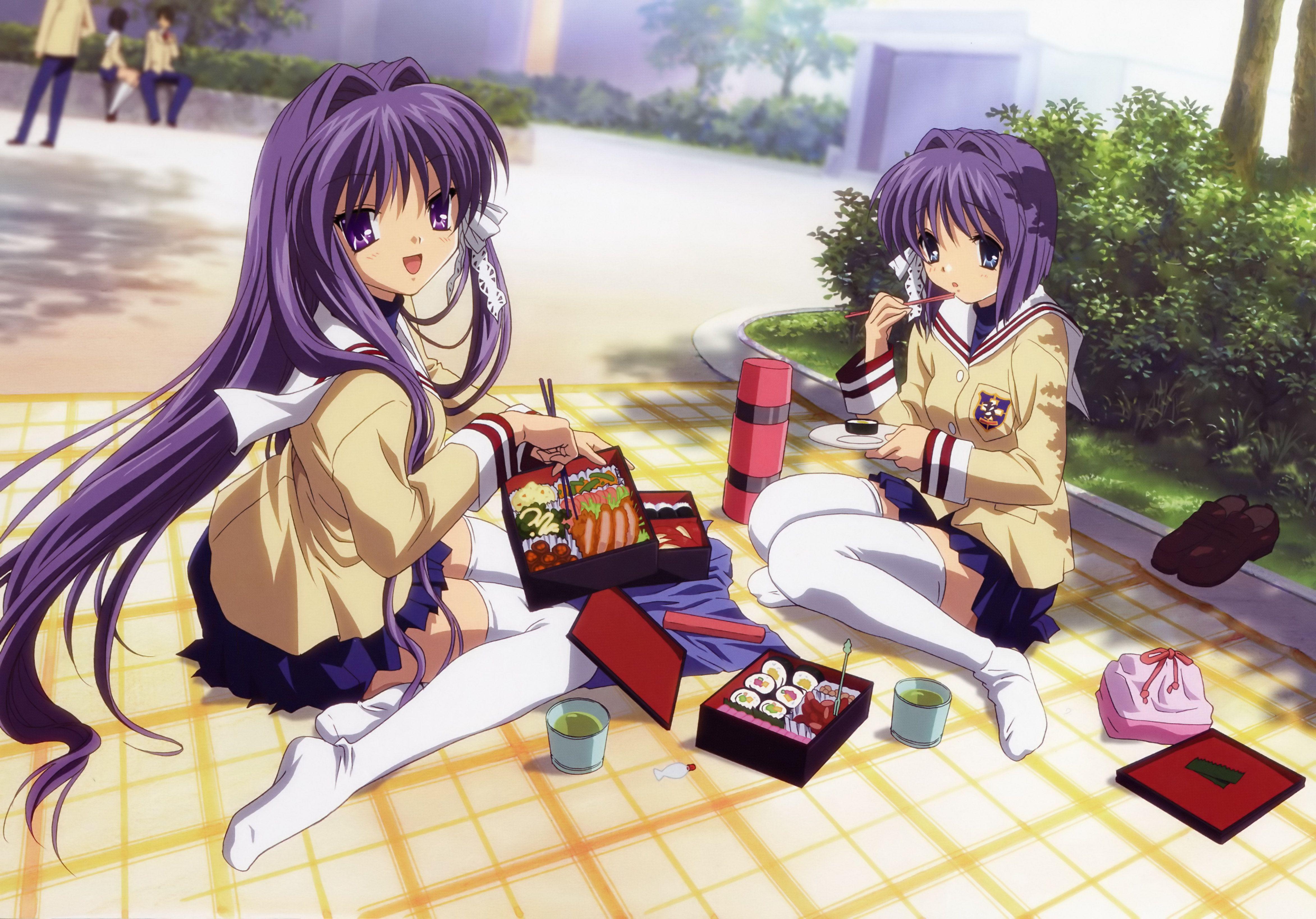 Clannad Hd Wallpapers Clannad Clannad Anime Anime