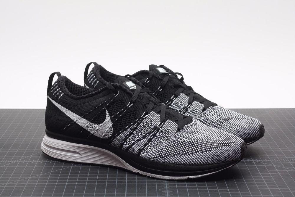5635027f0504 2012 OG Nike Flyknit Trainer Black White 532984 010 Size 11 DS Kanye Yeezy  HTM  fashion  clothing  shoes  accessories  mensshoes  athleticshoes (ebay  link)