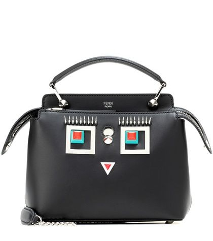 ab18fa588c3 ... new zealand fendi dotcom embellished crossbody bag for spring summer  2017 8c674 bfc23 ...