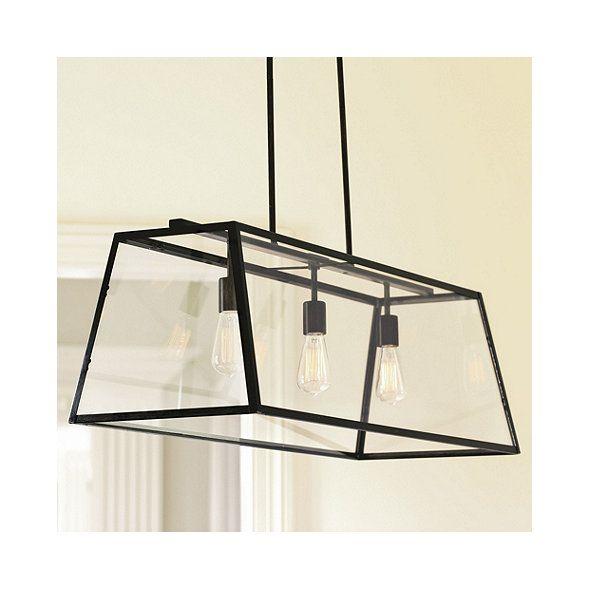 Eldridge rectangular pendant mps diningliving pinterest eldridge rectangular pendant aloadofball Images