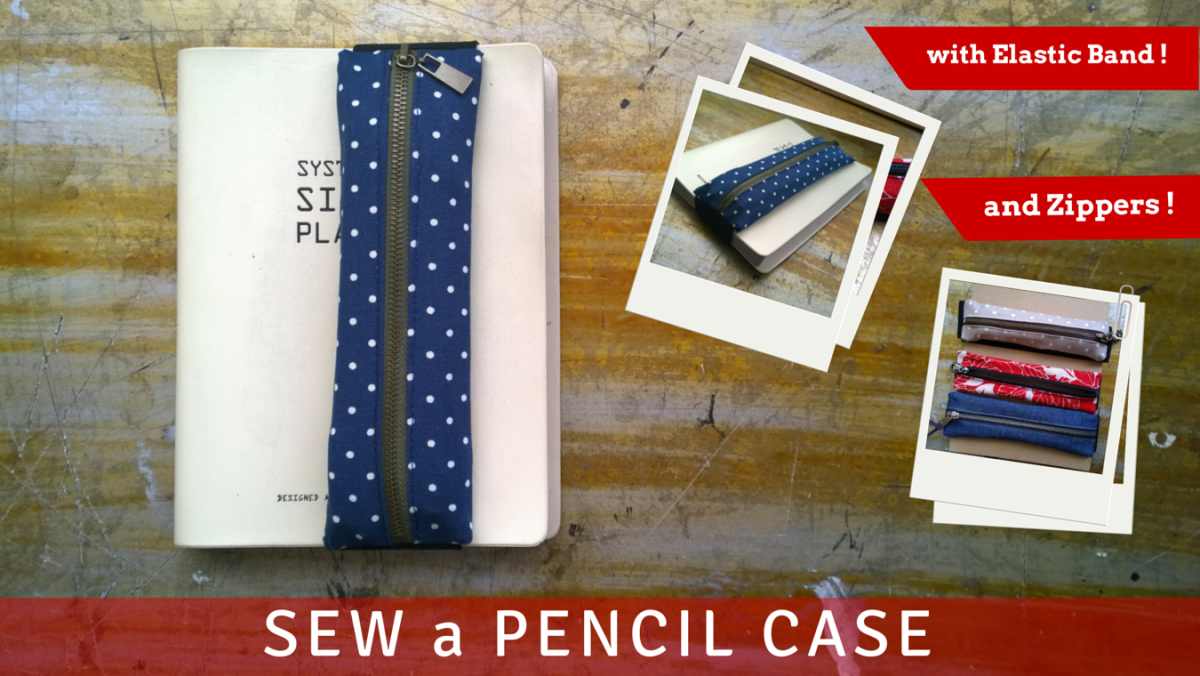 1ad31dd651ae DIY : Sew a Pencil Case with an Elastic Band Holder | sew and non ...