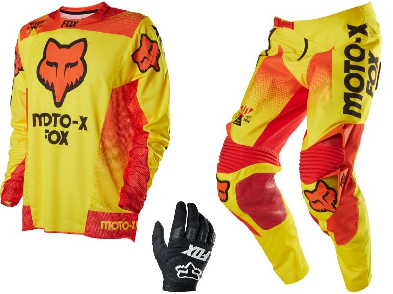 "Check out the deal on Fox - 2015 360 ""40 Year"" LE Jersey, Pant Combo at BTO SPORTS"