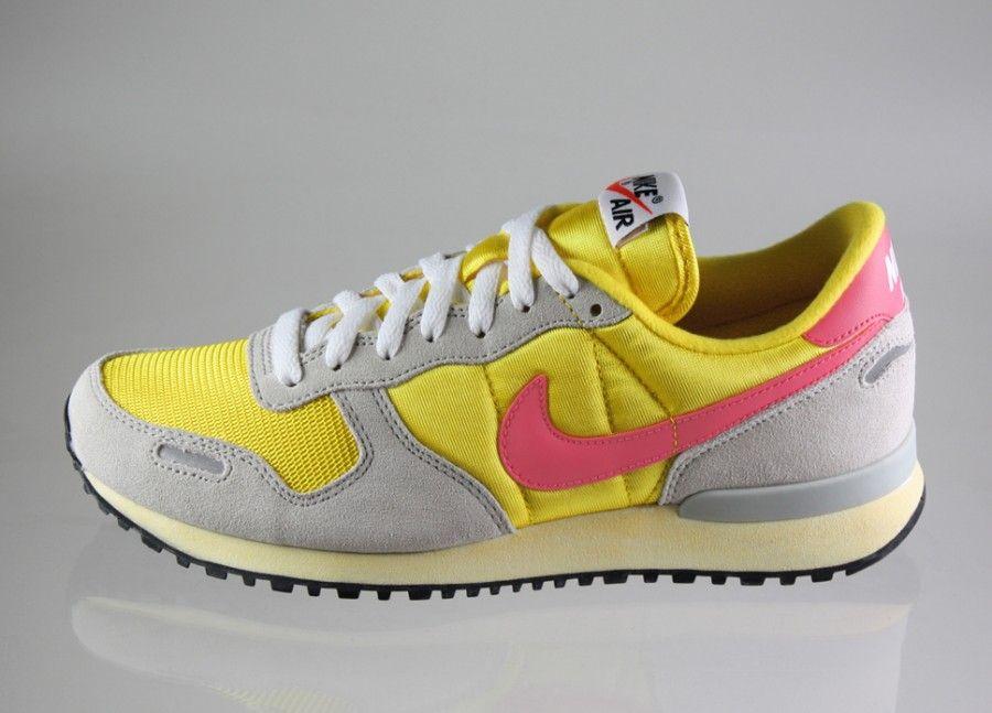 Nike Air Vortex Vintage V-Series (gelb sand pink) | asphaltgold