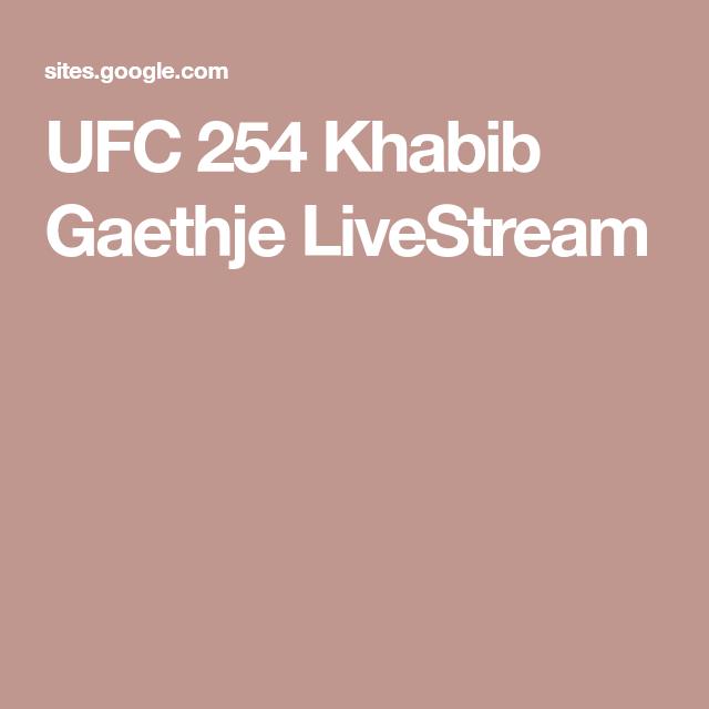 Ufc 254 Khabib Gaethje Livestream In 2020 Minimal Logo Design Typography Minimal Logo Design Logo Design Typography