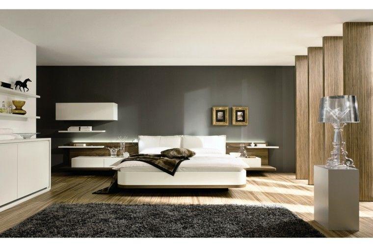 decoracin para dormitorios con lneas rectas estilo minimalista
