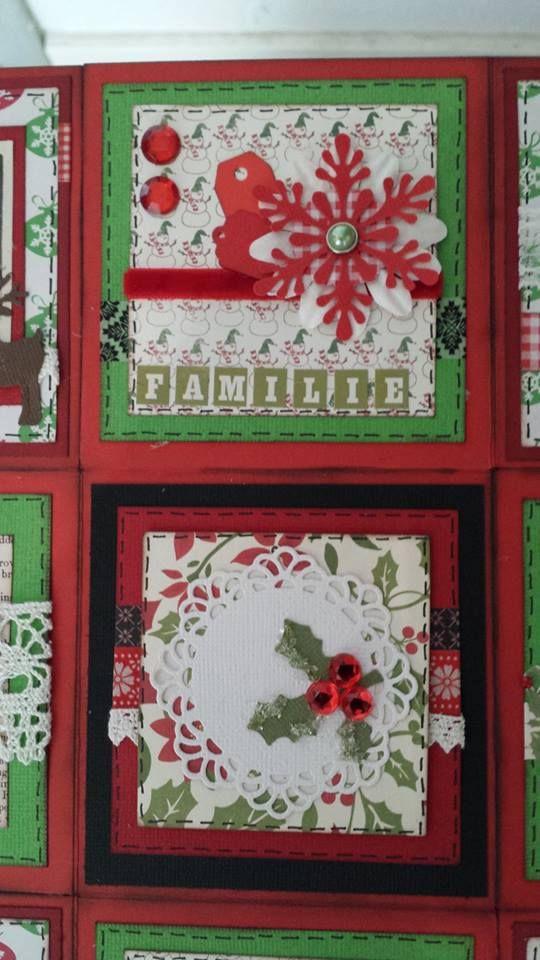 Detalje fra Juleæske