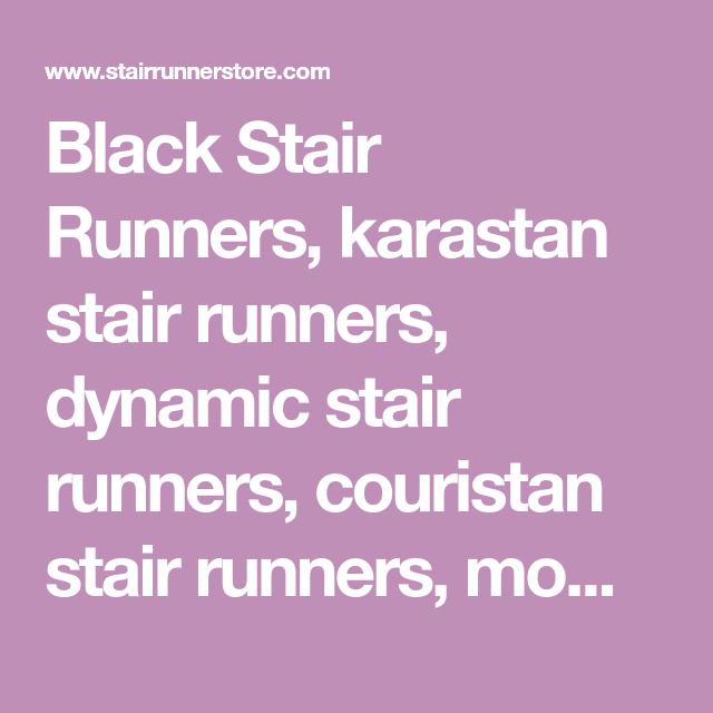 Best Black Stair Runners Karastan Stair Runners Dynamic Stair 400 x 300