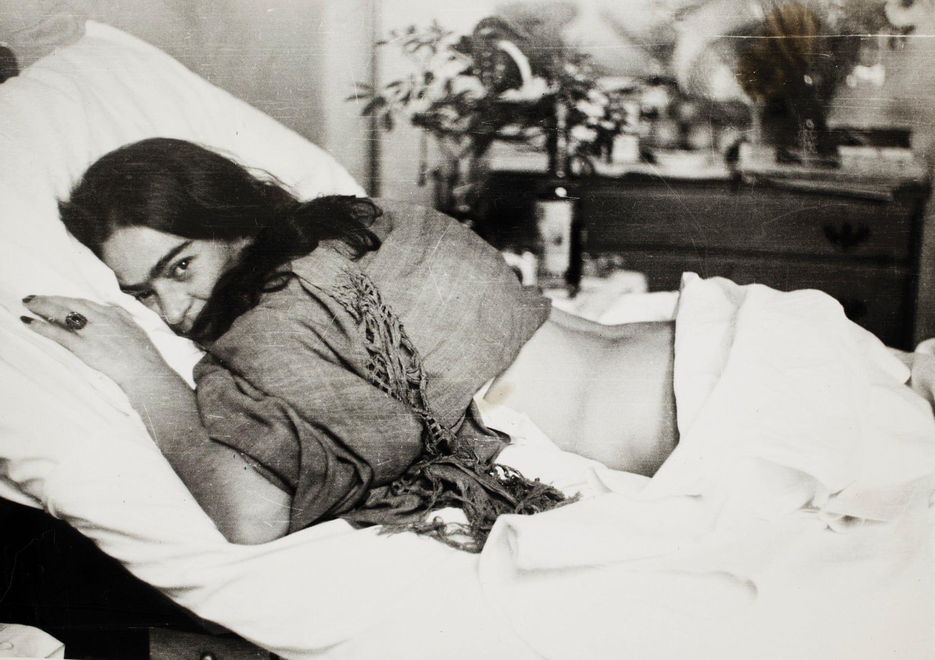 Up close and personal: Frida Kahlo's photo album