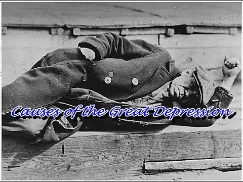 History Brief The Causes of the Great Depression - WATCH VIDEO HERE