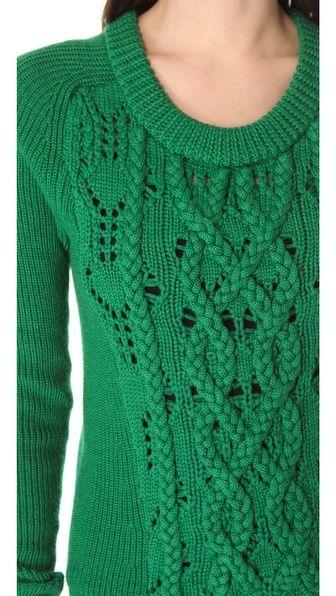 Uma Sweater   Tejido y Telar