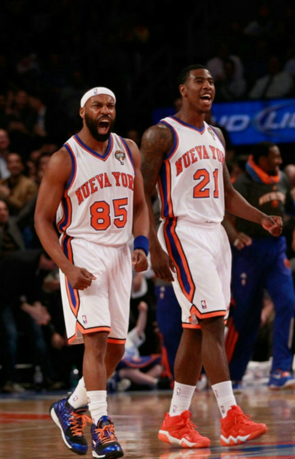 976f0c8a9 BARON DAVIS AND IMAN SHUMPERT