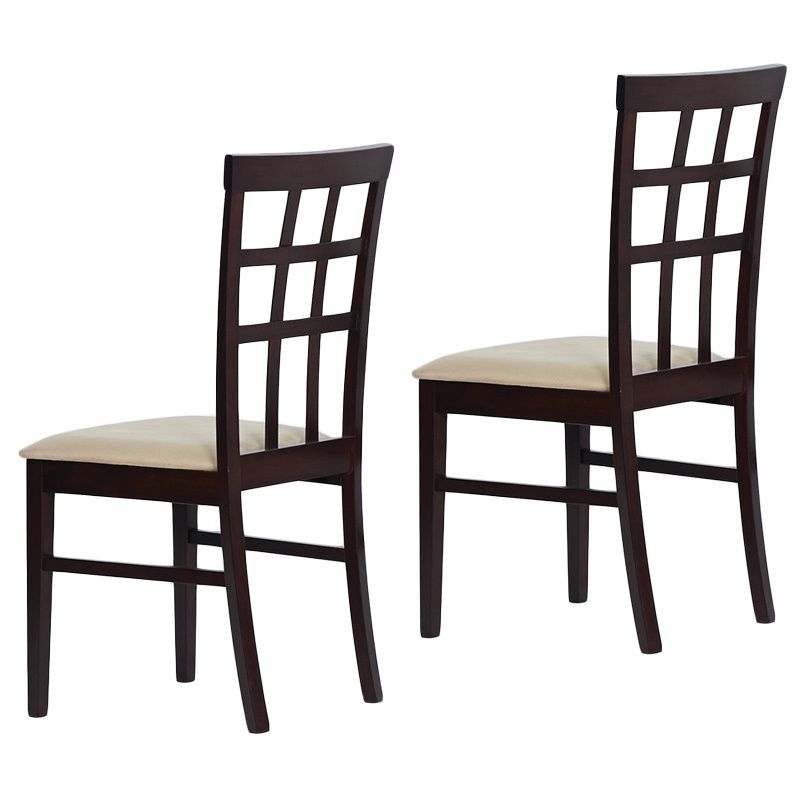 Warehouse Of Tiffany Justin Dining Chairs (Set Of 8) By Warehouse Of Tiffany
